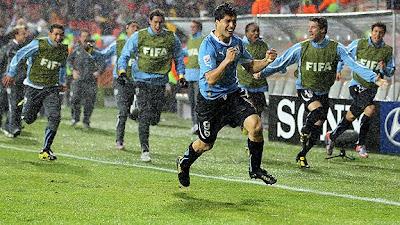 Uruguay 2 Corea del Sur 1