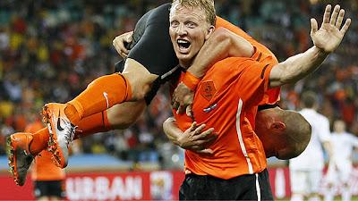 Holanda 2 Eslovaquia 1