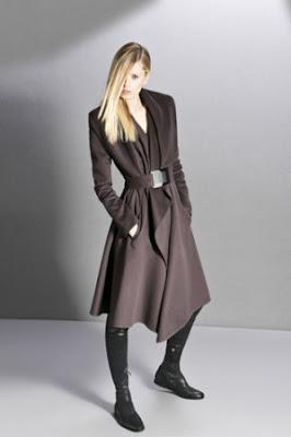 Ropa para mujer Giorgio Armani otoño - invierno 2011/2012