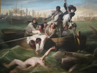 John Singleton Copley, Watson and the Shark, National Gallery of Art