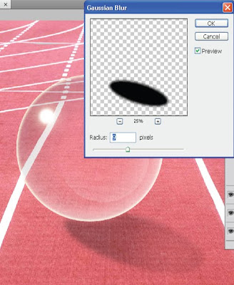 Tutorial Photoshop | Efek Bola Kaca