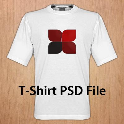 25 Template T-shirt Gratis untuk Preview Desain Kaos   desainstudio ...