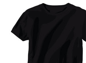 Black T-shirt