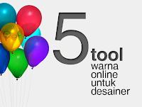 5 Tool Warna Online untuk Desainer