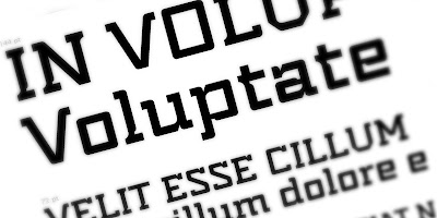 Gratis : Kumpulan Font Slab Serif Cantik untuk Desain