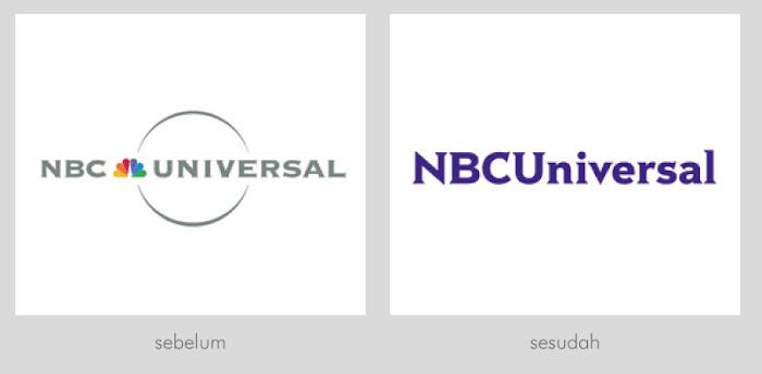 Logo Baru NBCUniversal