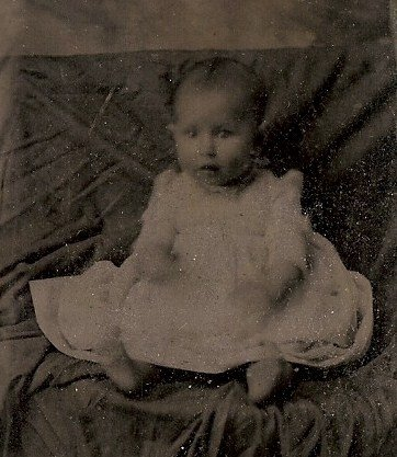 Bess Lander Hopson was the baby