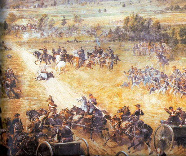 Battle at Fort Donelson