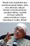 PESAN & INGATAN KAMI KEPADA YG MENOLAK ISLAM