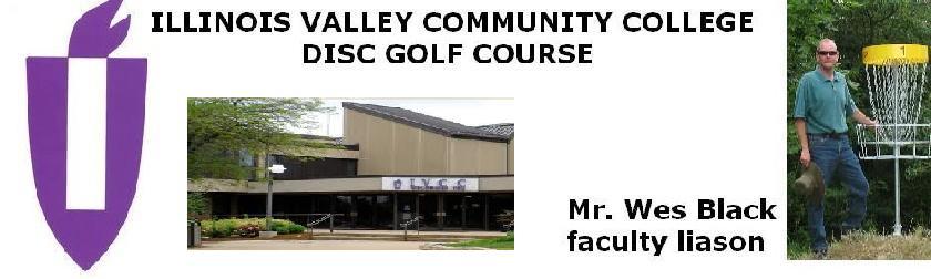 IVCC Disc golf