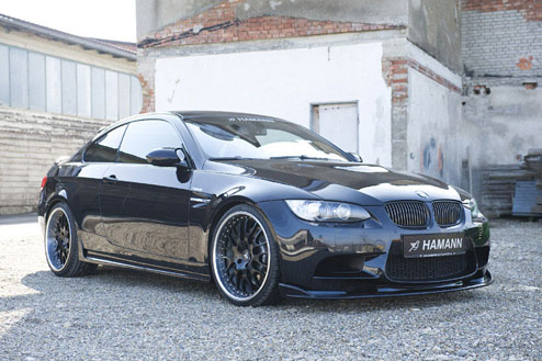 M3: BMW M3 Hamann Edition