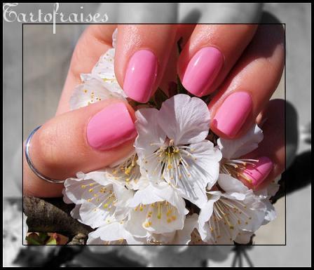 pink nail designs  news