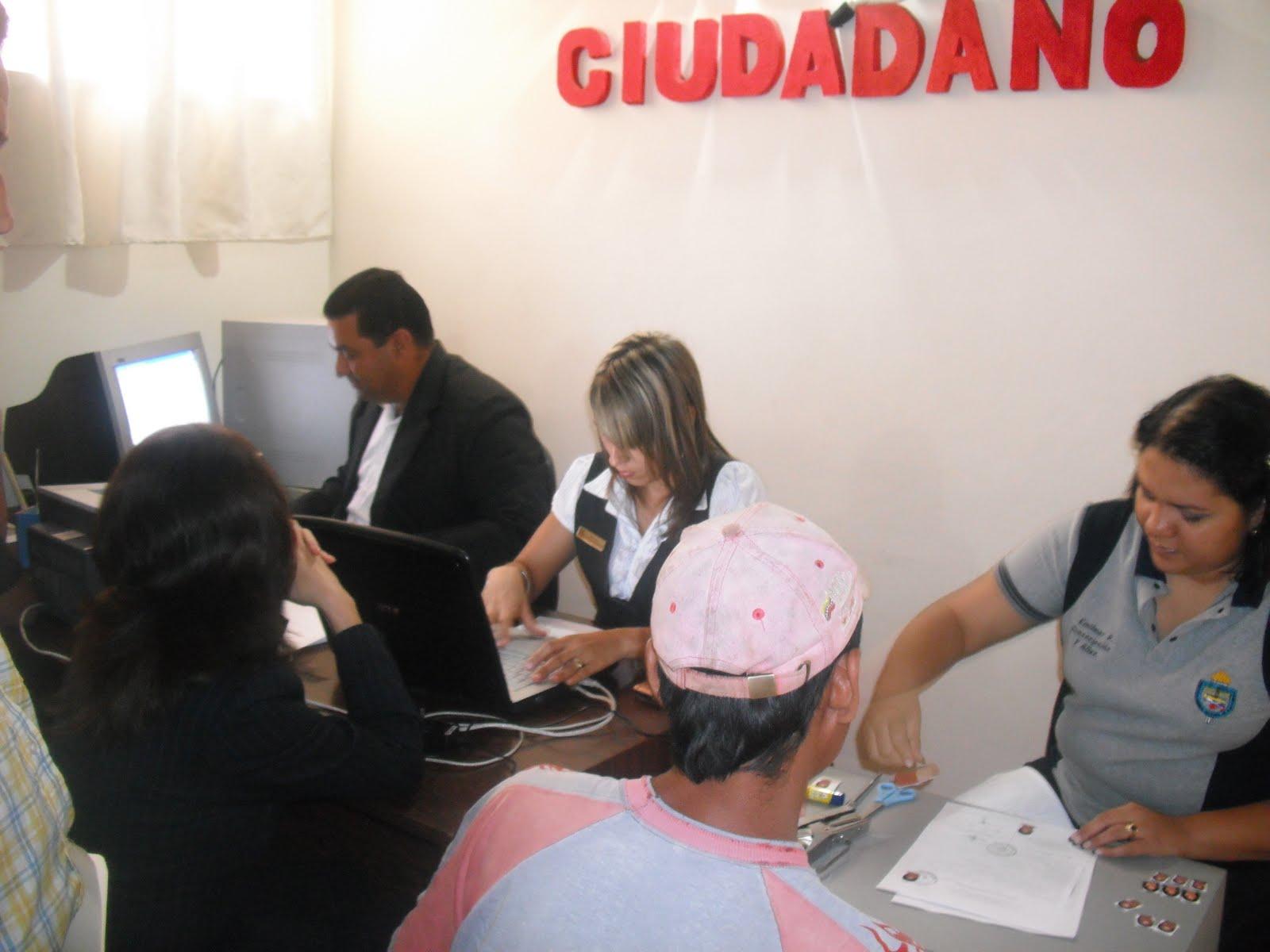 Contraloria del municipio sucre rotundo xito operativo for Oficina de atencion al ciudadano