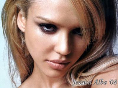 jessica alba exposed