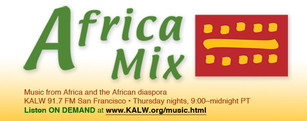 KALW Africa Mix