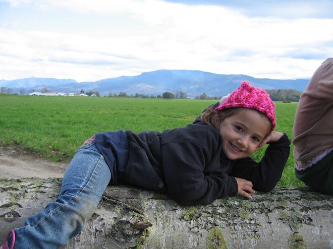 Shallon-my little poser