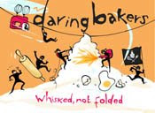 I was a proud member of the Daring Bakers:
