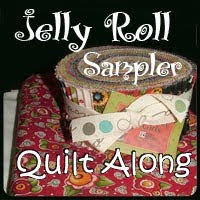 Jelly Roll sampler quilt along