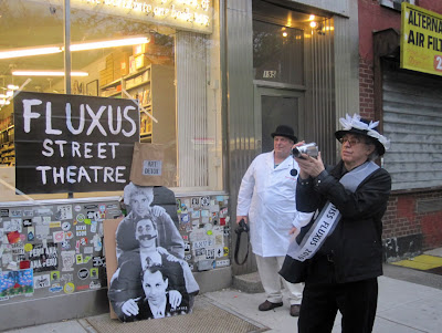 Larry Miller, Miss Fluxus 2010