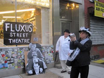 Larry Miller, Miss Fluxus 2010