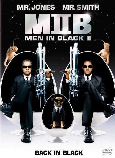 As MEN IN BLACK 3 gets under produciton next month