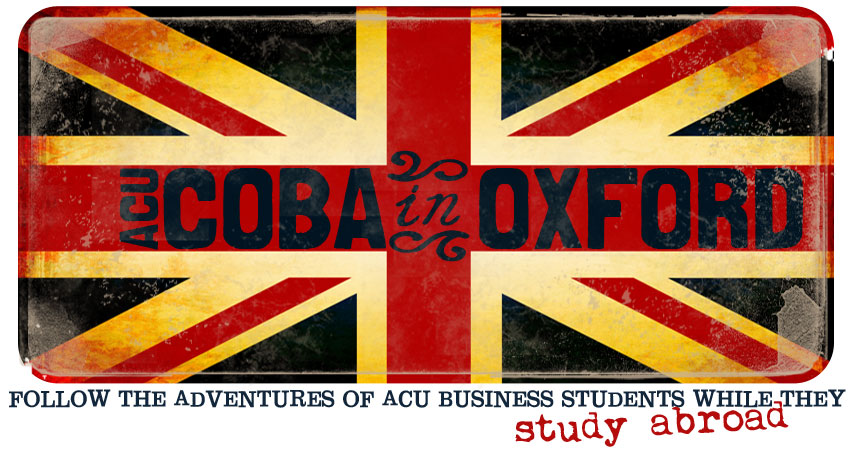 COBA in Oxford