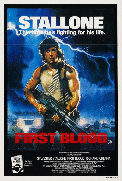 Året var 1982 och man hade inte ännu i USA producerat fartfyllda  actionfilmer i större skala a3f8815e8046e