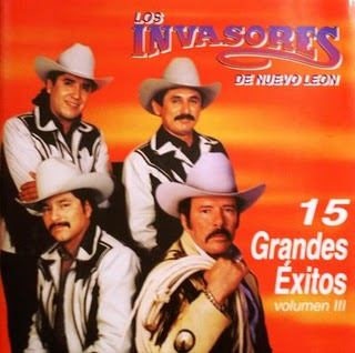 Los Invasores de Nuevo León Discografia (2010)