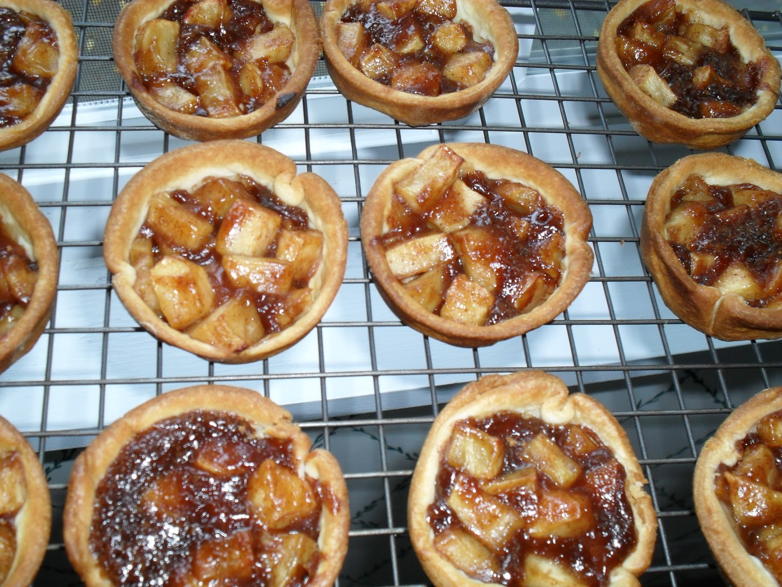 Apple Tarts With Apple Ice Recipes — Dishmaps