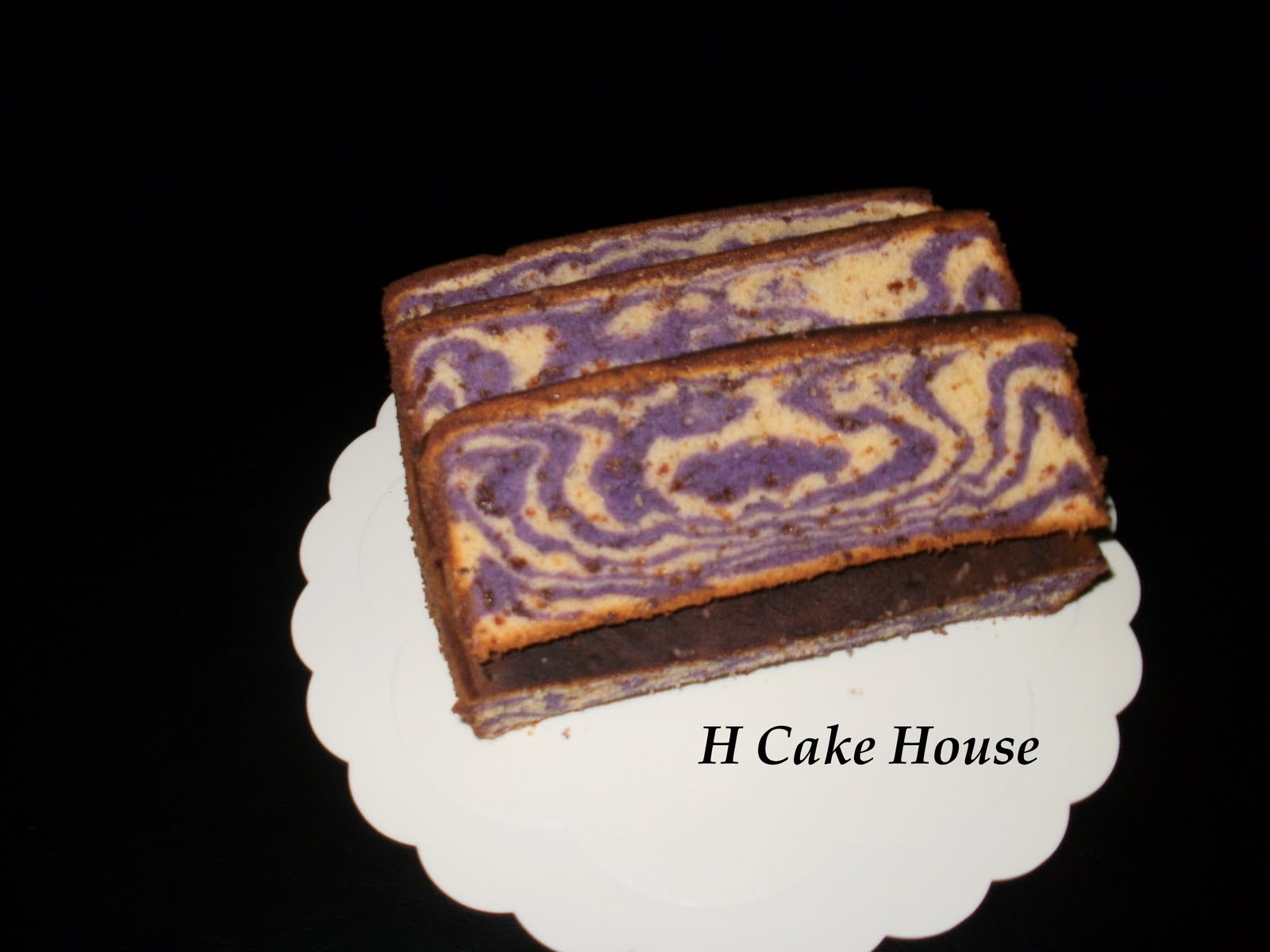 Sweet Delight: Blueberry Marble Cheese Brownies and Haw ...