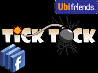 UbiFriends Tictock Facebook