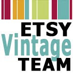 Etsy Vintage Team Blog