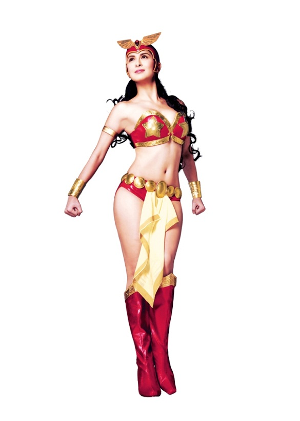 Marian Rivera in Darna Pictures - 53.9KB