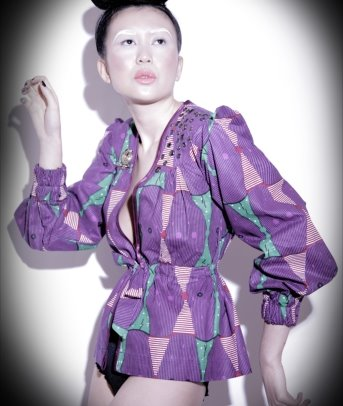 kitenge and kanga designs by chichia london-east african fabrics tanzanian designer