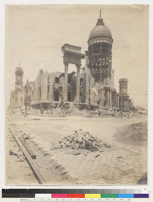 san francisco earthquake proposal For a historic yet chilling look at the city prior to the great 1906 earthquake, these rare photos show san francisco just days before quake reminder: if you don't have your earthquake kit .