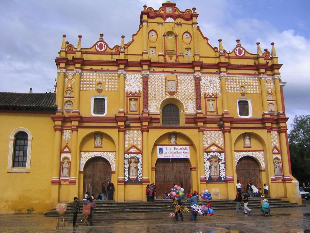 De La Antigua Ciudad Indigena De Chiapa De Los Indios Actual Chiapa De