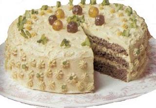Английский торт Мокка