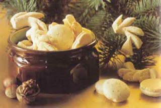 Анисовые пряники и печенье