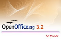 Splash Screen d'OpenOffice amb el logo d'Oracle