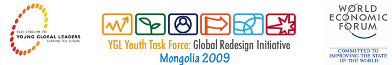 YGL Youth Task Force, Mongolia 2009