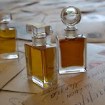 Illuminated Perfume Notes