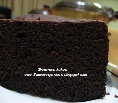 Dapoer Niena Yatomi: Brownies Kukus
