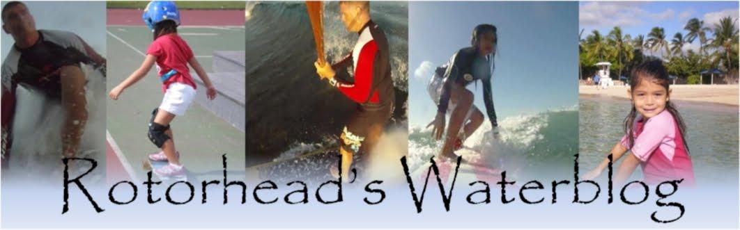 Rotorhead's Waterblog