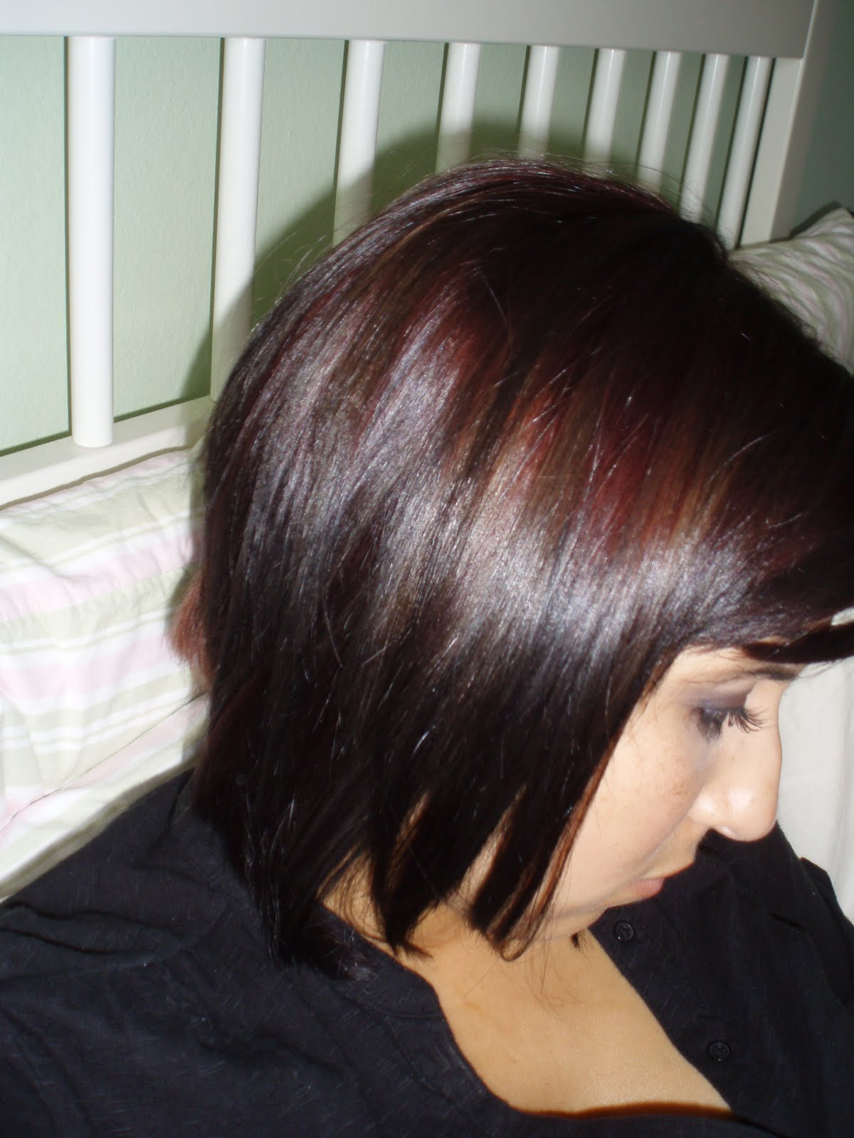 Black Hair With Brown Undertones For - dark brown hair with