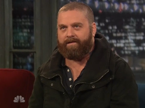 zach galifianakis. feel any Zach Galifianakis