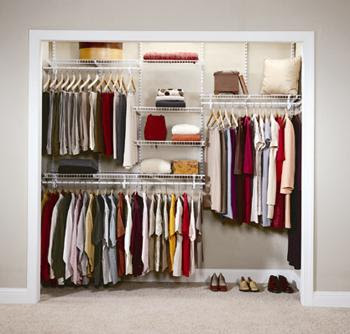Old Fashioned Wardrobe Armoire