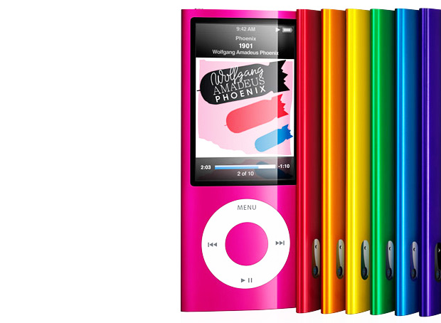 well that 39 s just me new purchase ipod nano 16gb 5th. Black Bedroom Furniture Sets. Home Design Ideas