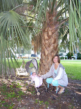 Shelley and Hazel on St. Simons Island, Georgia