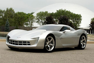 Chevrolet Corvette Stingray Hybrid Concept on Transformers Corvette Stingray Concept Specs  Does Radical Hybrid