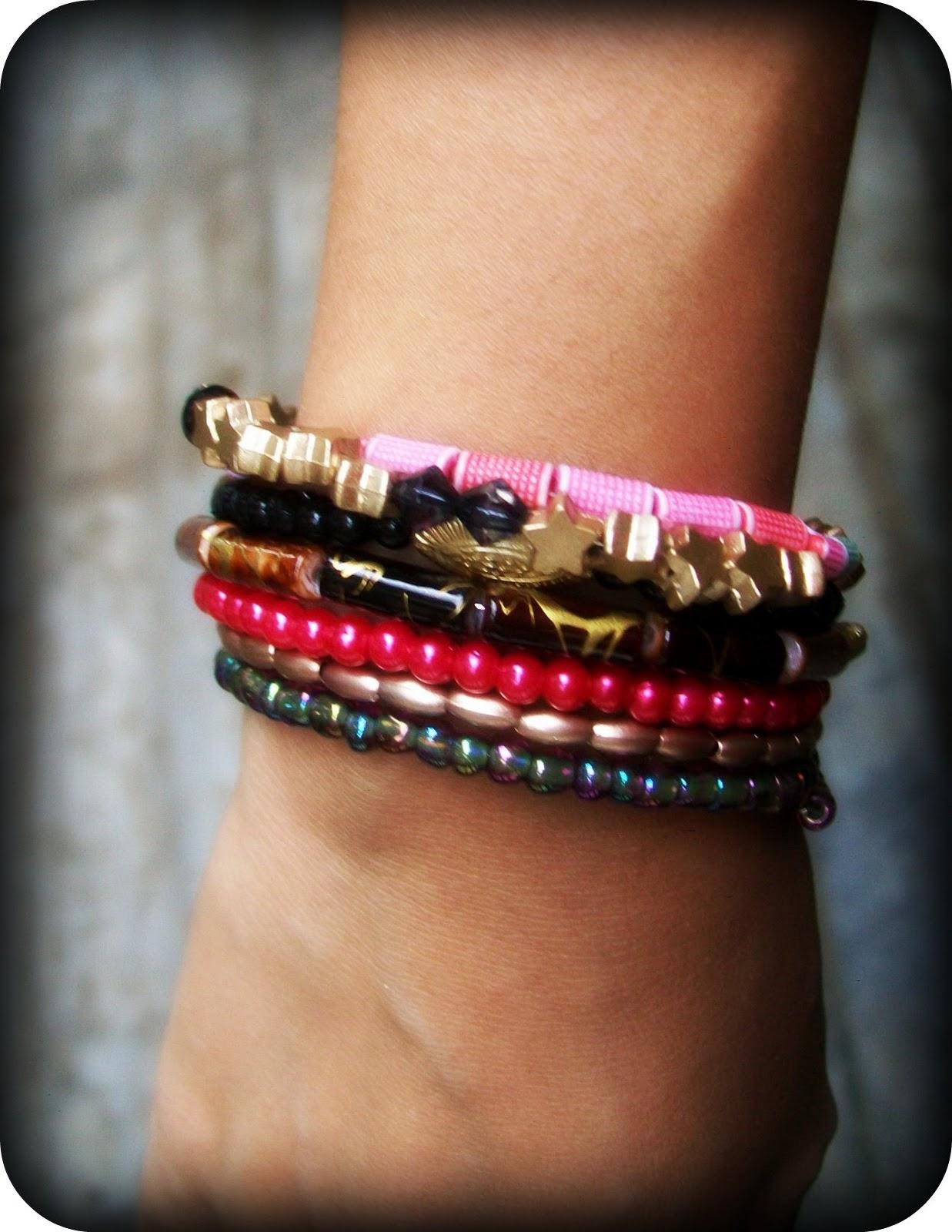 Bracelet freebies